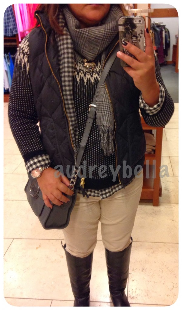 Merino Fair Isle Sweater – Life is Short…Buy the Shoes