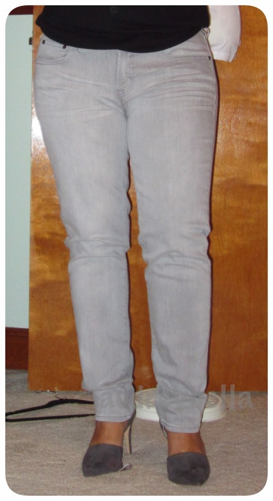 d9e55d9f437 Because the Gray version did so well I ordered the same Skinny Jean in  Black. Now