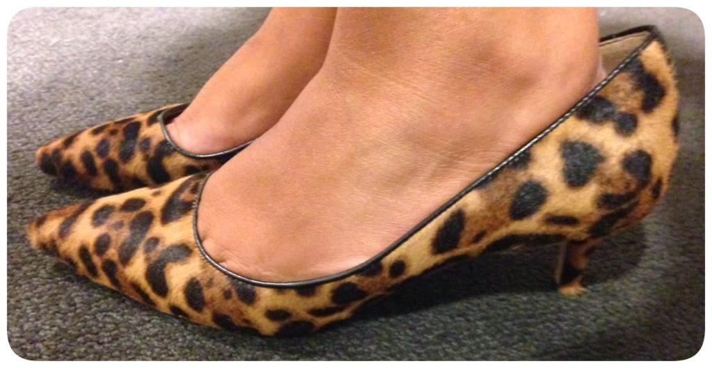 Collection Dulci Calf Hair Kitten Heel in Leopard – Life is Short ...