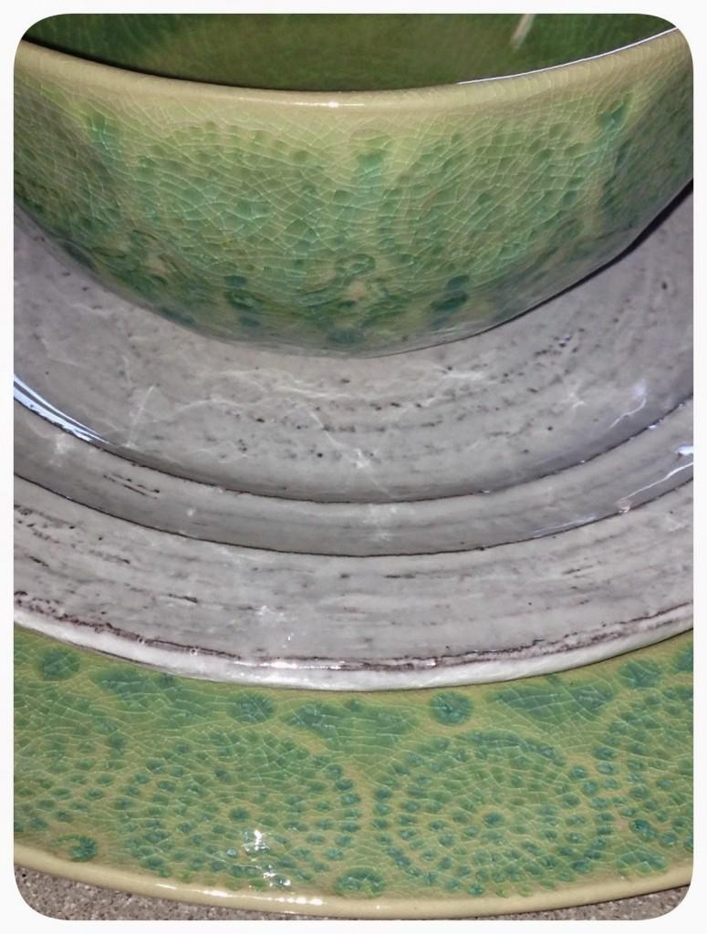 The Old Havana doesn\u0027t but the Point Duchesse Serveware Collection in Moss looks very similar in color and style to the Old Havana Collection. & Anthropologie: Old Havana \u0026 Glenna Dinnerware \u2013 Life is Short\u2026Buy ...