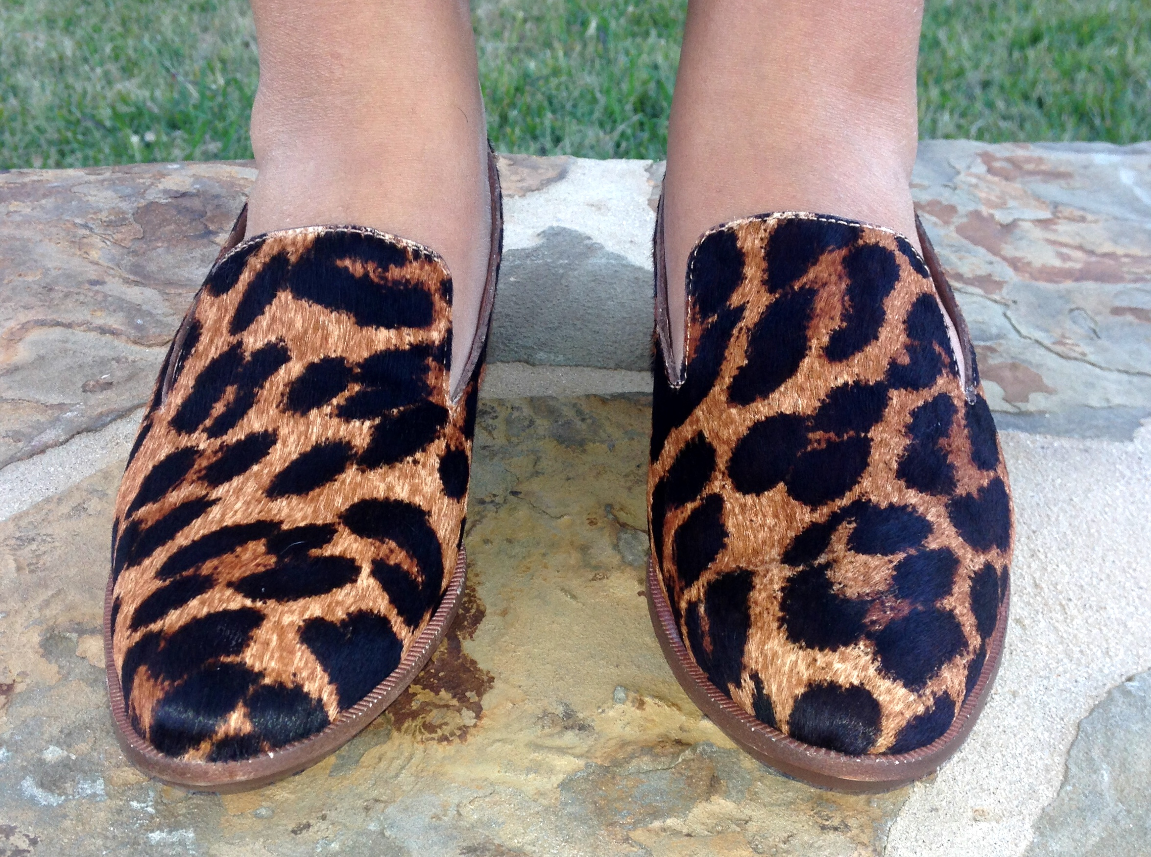 5e0dc8cf240 Shoes-day  Madewell Orson Loafer in Leopard – Life is Short…Buy the ...