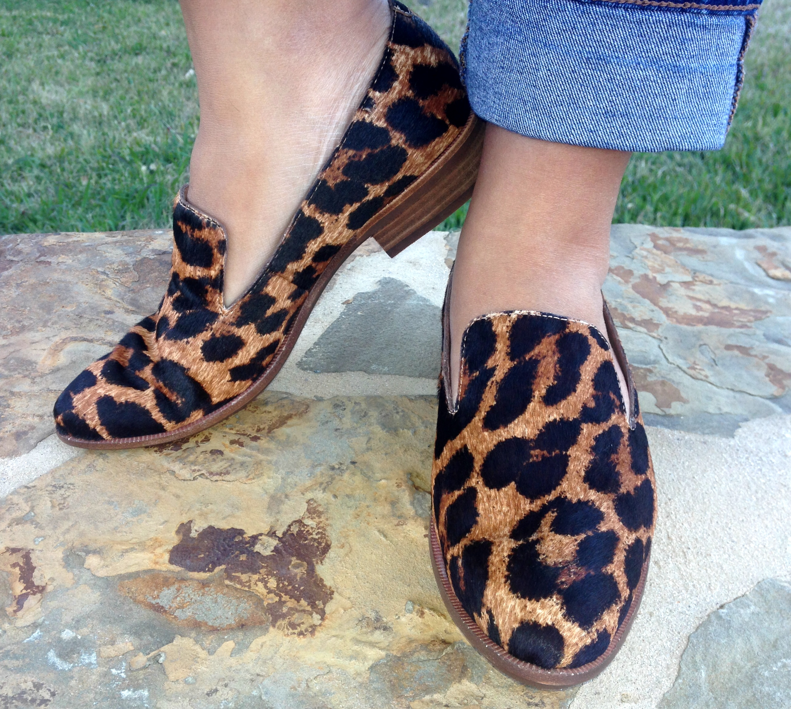 270207b351b Shoes-day  Madewell Orson Loafer in Leopard – Life is Short…Buy the ...